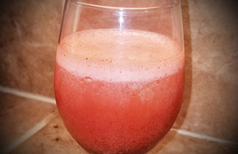 Strawberry Daiquiri Protein Shake