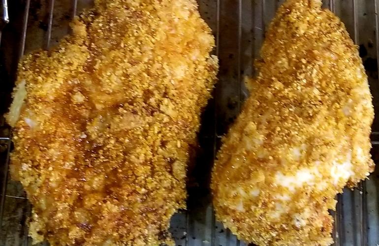 Keto BBQ Chicken